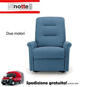 Immagine di POLTRONA RELAX DUE MOTORI EK 500-2