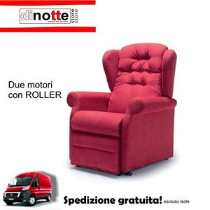 Immagine di POLTRONA RELAX DUE MOTORI EK56-2R