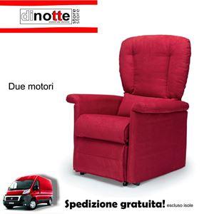 Immagine di POLTRONA RELAX DUE MOTORI EK55-2