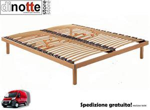 Immagine di Rete in legno Edda Linea Legno fissa, Manuale o motore Dispositivo Medico