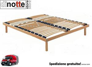 Immagine di Rete in legno Pixma Deluxe fissa, Manuale o motore