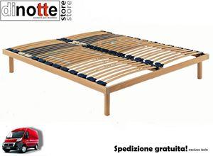 Immagine di Rete in legno Pixma Linea Legno fissa, Manuale o motore