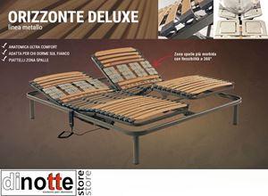 Immagine di Rete in metallo Orizzonte Deluxe fissa, Manuale o motore