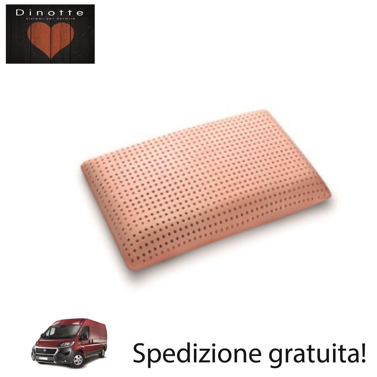 Di Notte Store Guanciale Lavabile Clean Memory Saponetta Forato