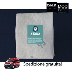 Immagine di Coprimaterasso SanityCare con Trattamento all'Ozono Dispositivo Medico